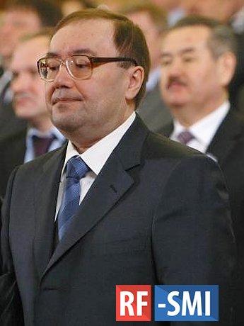 В Вене арестован сын Муртазы Рахимова Урал (неофициально)