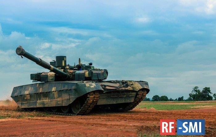 """Украина обвинила Россию в попытке украсть чертежи """"секретного"""" танка"""