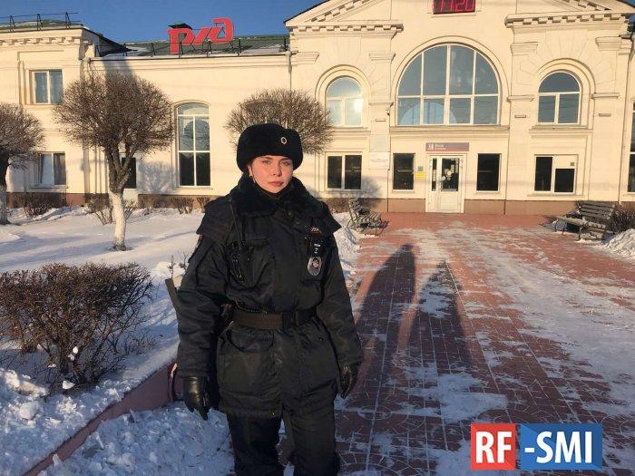 В Забайкалье сотрудница транспортной полиции предотвратила телефонное мошенничество