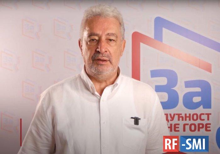 """Премьер Черногории поблагодарил Россию за поставки вакцины """"Спутник V"""""""