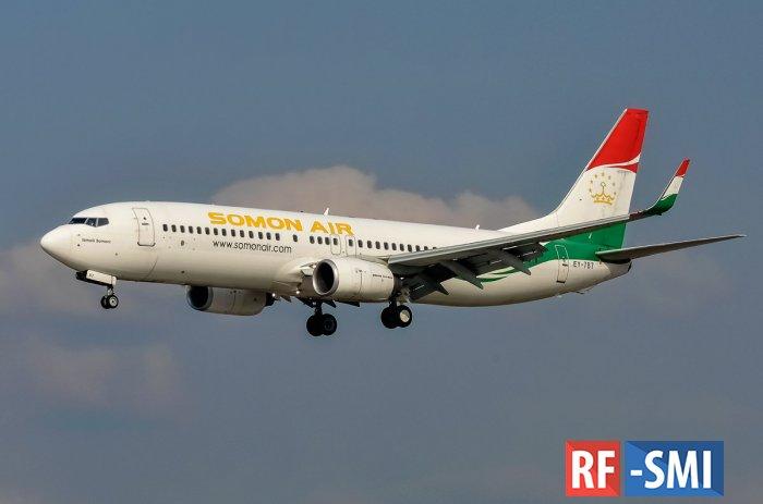 Регулярные полеты в Таджикистан могут возобновить в апреле-мае