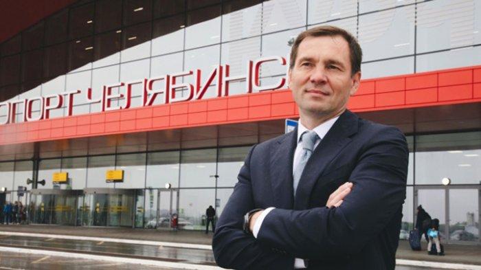 ФСБ задержала директора челябинского аэропорта Андрея Осипова