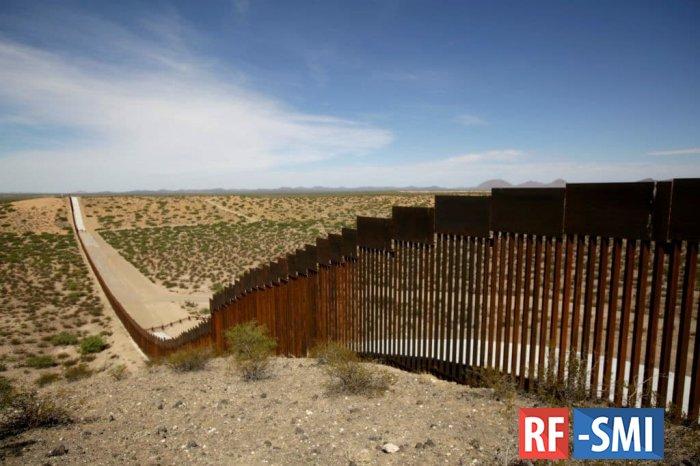 Техас представил законопроект о завершении строительства пограничной стены Трампа
