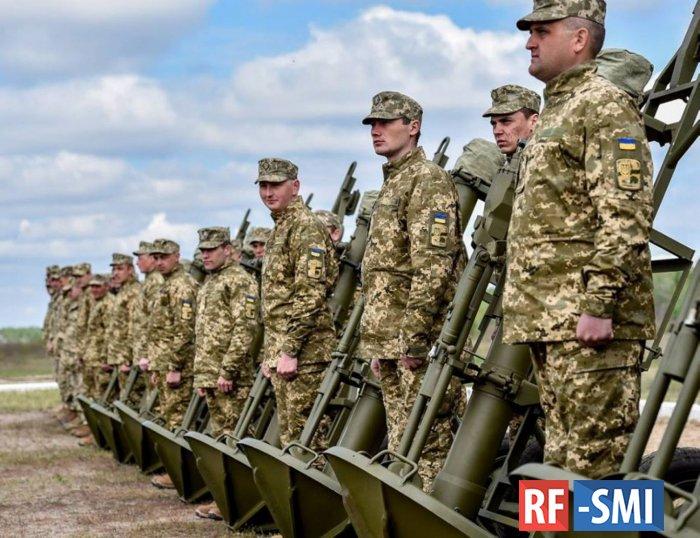 Украина стремительно наращивает боевую мощь своих ВС