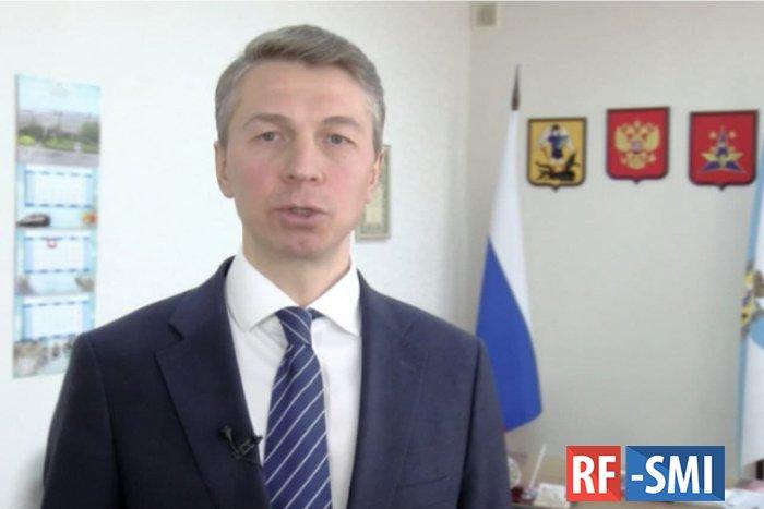 Арестован бывший мэр Котласа Андрей Бральнин