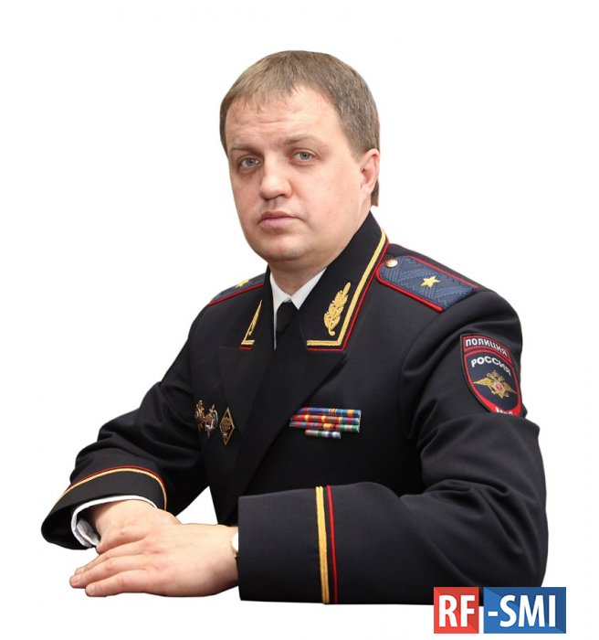 ТАСС: замглавы ГИБДД РФ Быков может возглавить ГИБДД Москвы