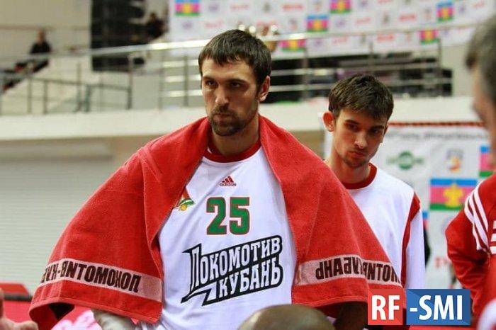 В Москве известного баскетболиста Никиту Шабалкина сбила машина