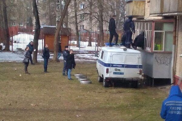 В Обнинске сегодня применение табельного оружия