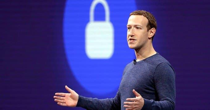Номер телефона Цукерберга попал в Сеть из-за утечки данных