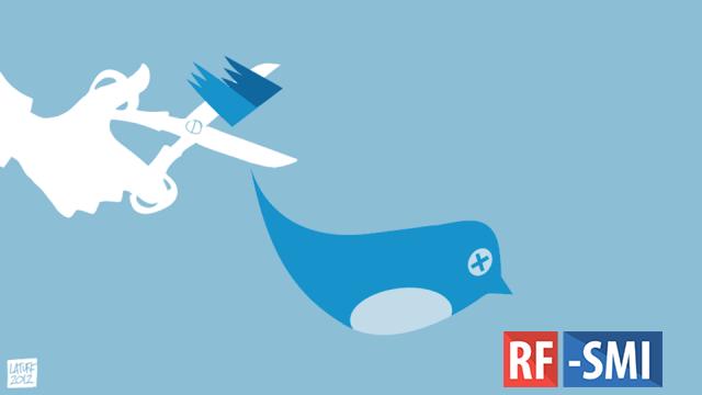 Twitter – это оружие Вашингтона против РФ и поступать с соцсетью нужно по законам военного времени