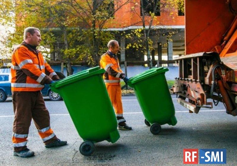 В программу мусорной реформы Петербурга хотят внести изменения