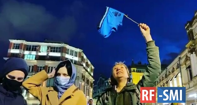 Итог акции: Навального в слив, Волкову – бабло