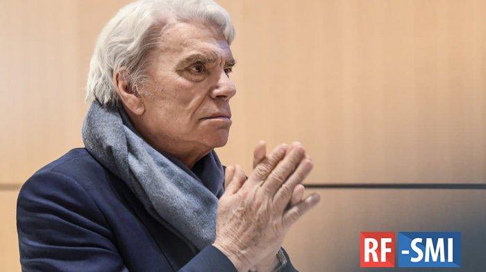 Французского миллионера Бернара Тапи и его супругу ограбили и избили