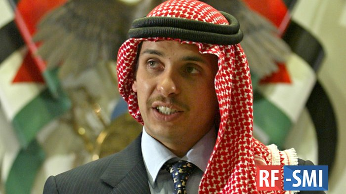 Бывший наследный принц Иордании заявил о своём аресте