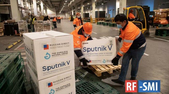 """Гинцбург: Евросоюз не пускает """"Спутник V"""" на свой рынок из-за конкуренции"""