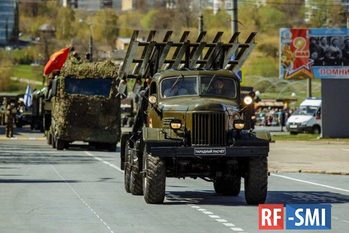 В Латвии предложили ввести штрафы за демонстрацию военной техники СССР
