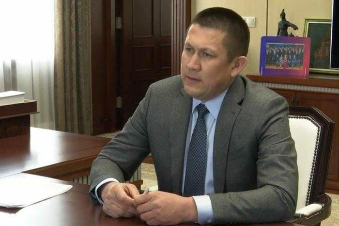 Задержан глава Илишевского района Башкирии Ильдар Мустафин