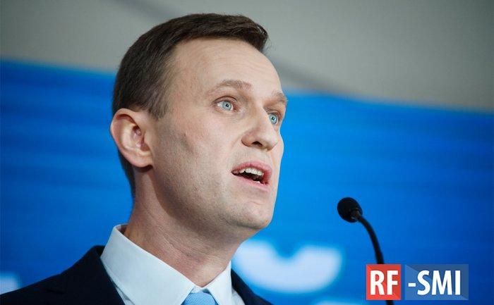 Навальный отметился новым приступом симуляции
