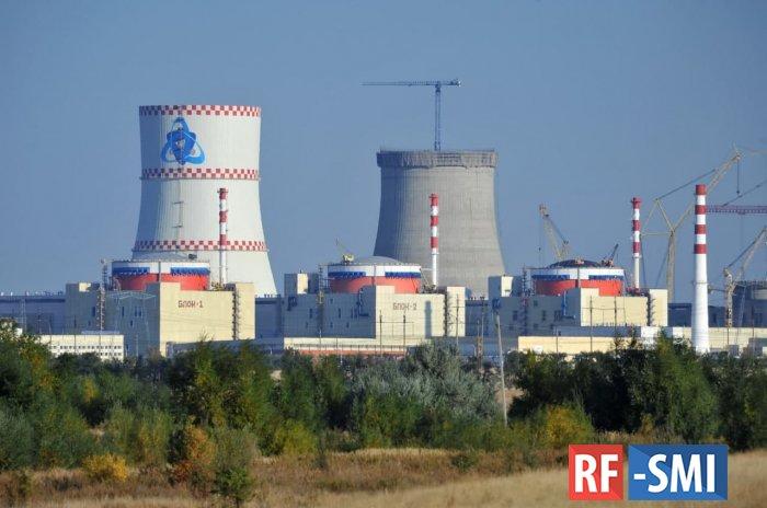 Россия готова участвовать в строительстве АЭС в Казахстане