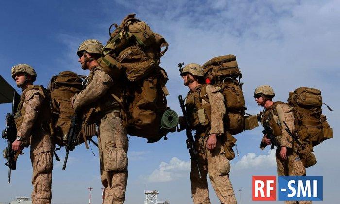 США и НАТО приступили к выводу войск с ряда баз в Афганистане