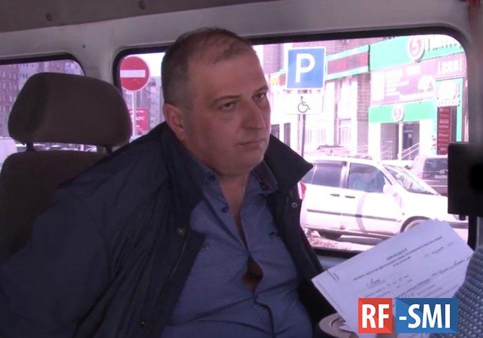 Сотрудниками ФСБ задержан начальник УМВД России по г. Омску