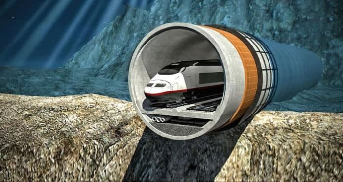 Эстония и Финляндия построят подводный туннель между своими столицами