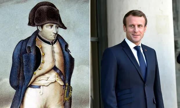 Макрон сегодня возложит цветы к могиле Наполеона в честь 200-летия его смерти