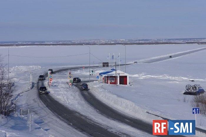 На Ямале закрыли все зимние дороги до следующего сезона