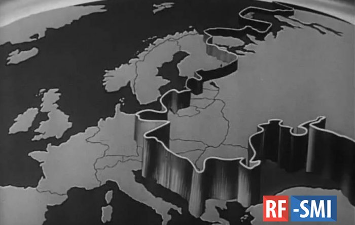 Западные страны начали опускать железный информационный занавес