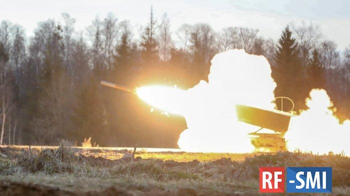 США перебросили сотни военных в Эстонию