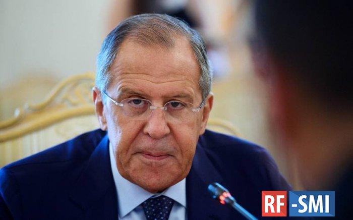 Сегодня Сергей Лавров совершит визит в Азербайджан