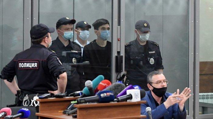 Ильназ Галявиев на допросе рассказал о подготовке нападения на школу