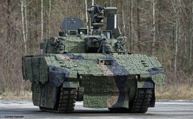 Британские танки нового поколения оказались опасны для экипажей