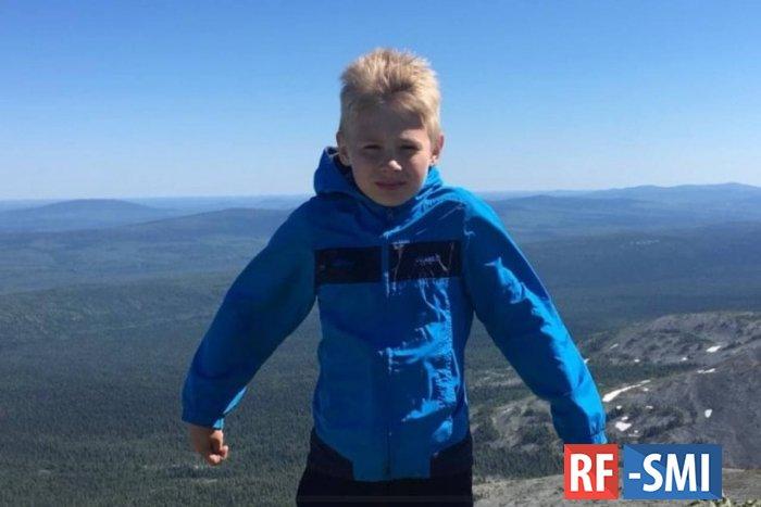 9-летний мальчик потерялся в тайге в Свердловской области