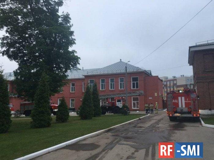 Число жертв пожара в рязанской больнице выросло до трех