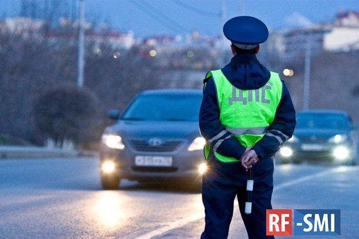 МВД разрабатывает новые правила работы сотрудников ДПС