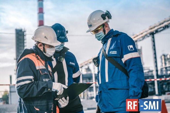 «Газпром» потратил 22 млрд рублей на борьбу с коронавирусом в 2020 году