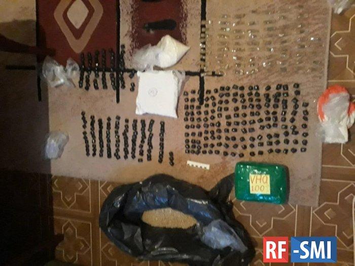 Тульскими полицейскими задержаны иностранцы с тремя килограммами героина