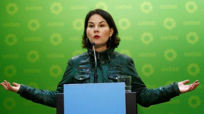 """Кандидат в канцлеры Германии выступила против """"Северного потока-2"""""""