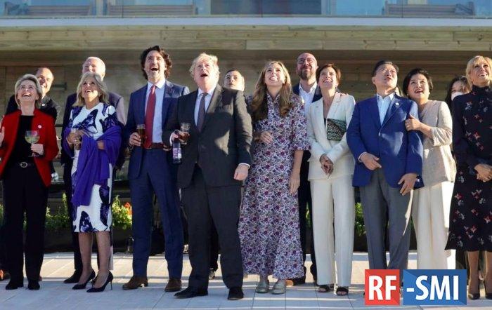 Мнения участников саммита G7 о подходе к Китаю разделились