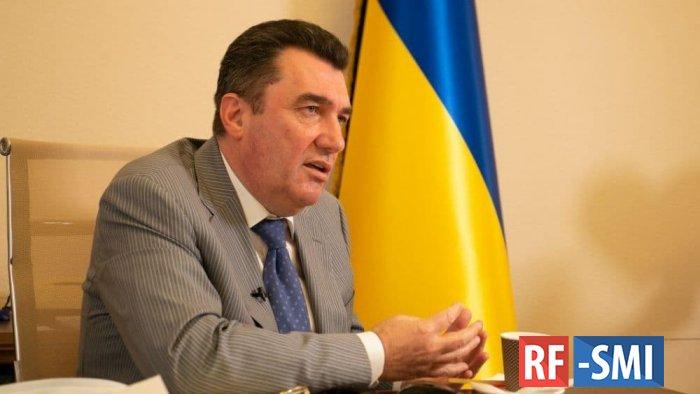 Секретарь СНБО Данилов поддержал переход Украины на латиницу