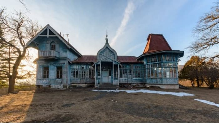 В Грузии продали дачу Лаврентия Берии