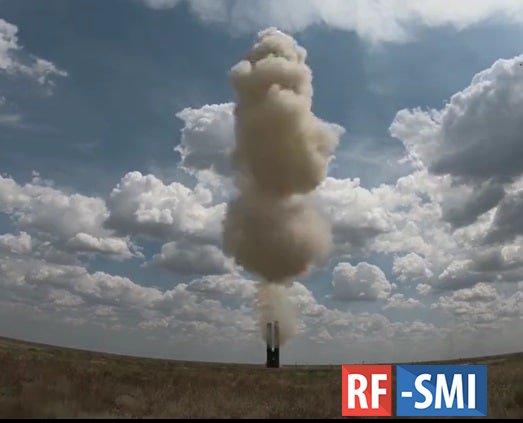 В России провели успешные испытания зенитно-ракетной системы С-500