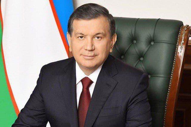 Путин поговорил по телефону с президентом Узбекистана