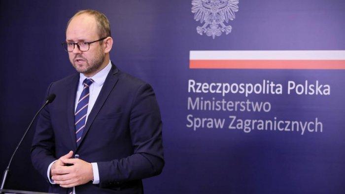 В МИД Польши заявили о невозможности диалога между Москвой и Варшавой