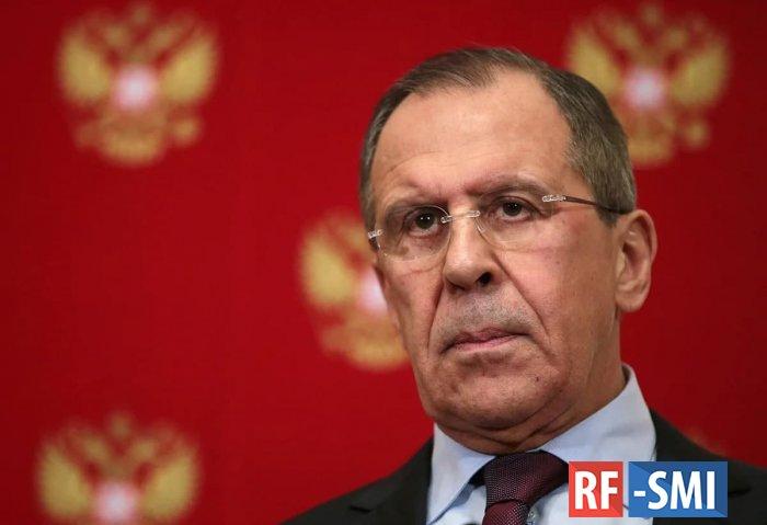 Россия не планирует вторжение в Афганистан – Лавров