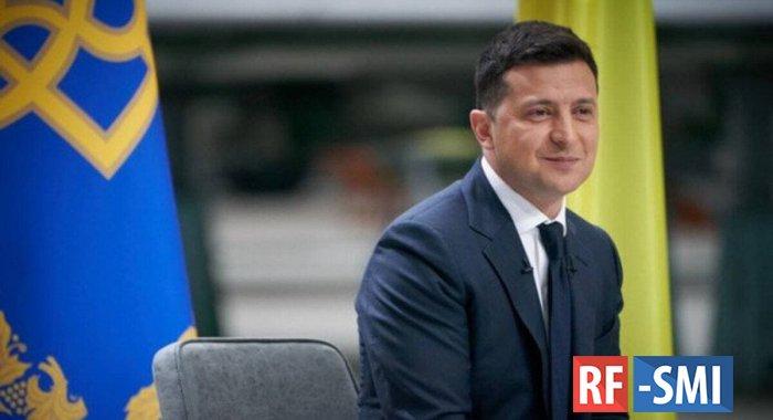 Зеленский ввел в силу решение СНБО о двойном гражданстве чиновников