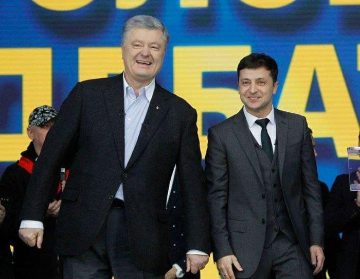 Появился свежий украинский президентский рейтинг