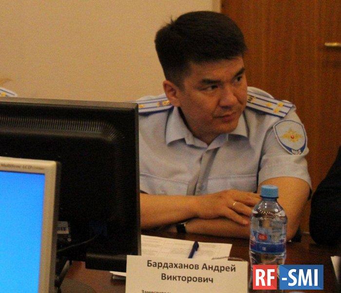 В Иркутске задержан замначальника Следственного управления МВД
