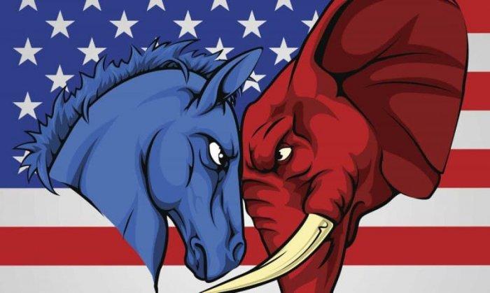Демпартия США начинает паниковать по поводу перевыборов в Конгресс 2022 года